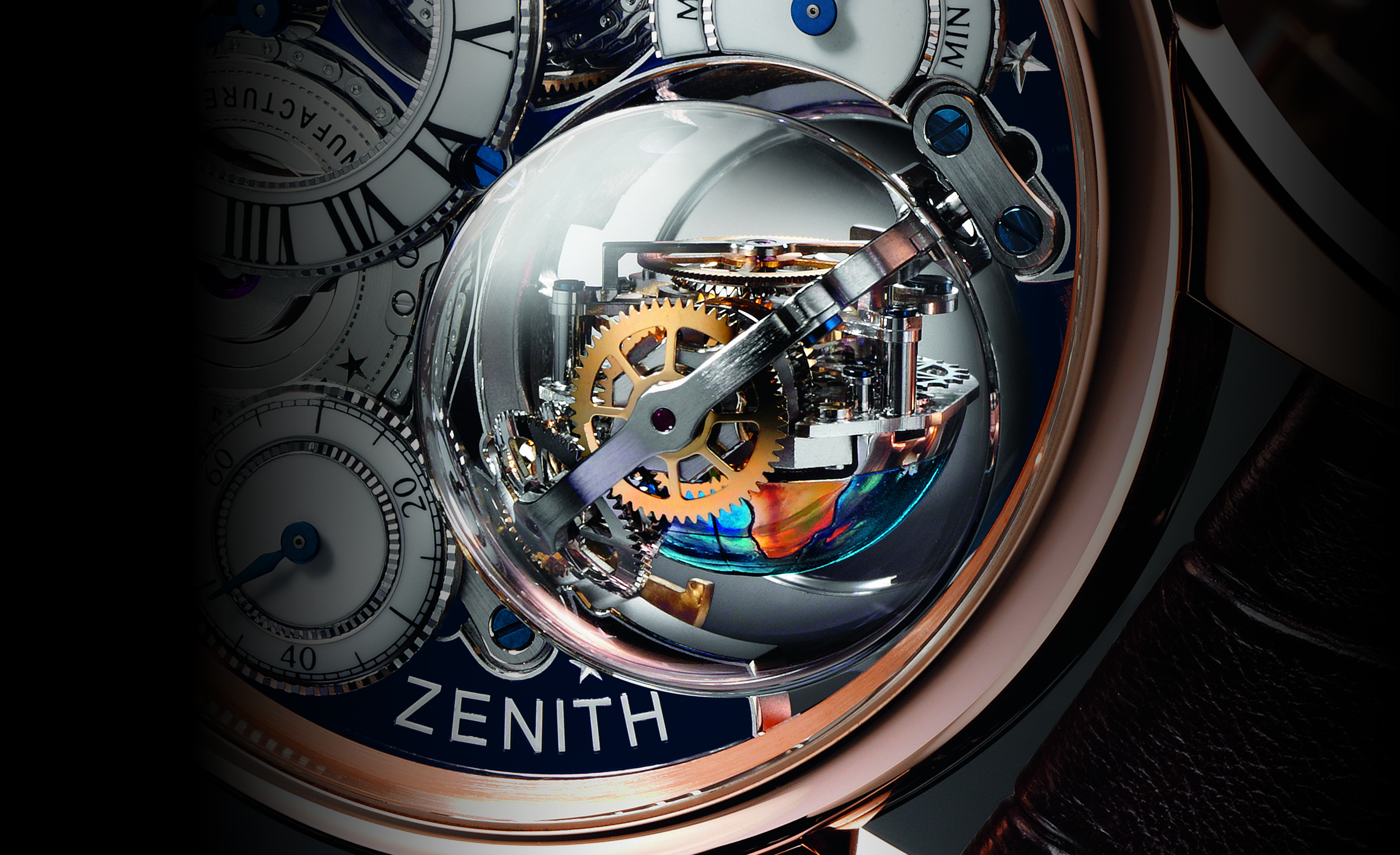 Zenith Academy Christophe Colomb Hurricane Grand Voyage II :