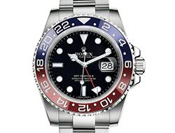 Prix du neuf Rolex 2015 GMT Master 116719BLRO lunette bleue-rouge