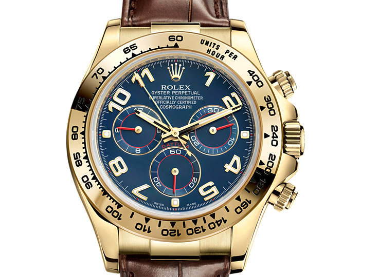 Prix du neuf Rolex 2015 Rolex Cosmograph Daytona 116518