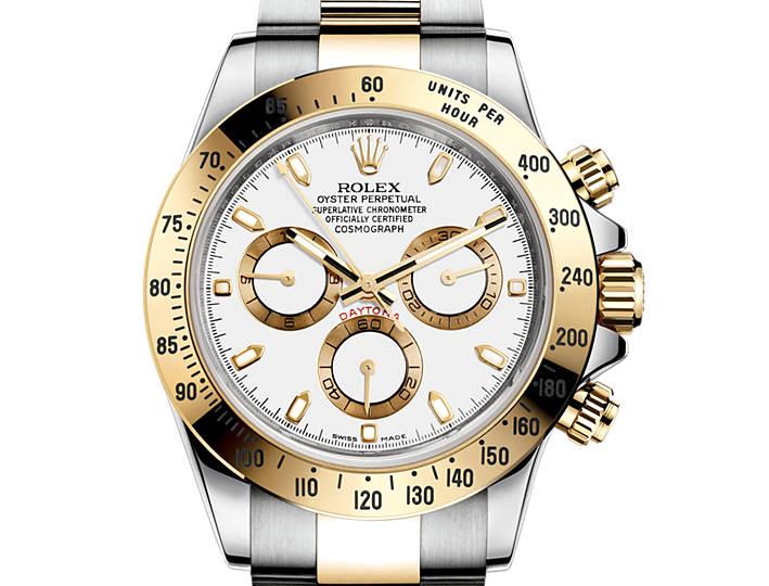 Prix du neuf Rolex 2015 Rolex Cosmograph Daytona 116523