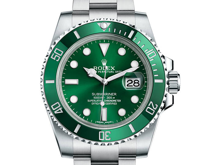 prix du neuf rolex 2015 submariner 116610 lv acier date. Black Bedroom Furniture Sets. Home Design Ideas