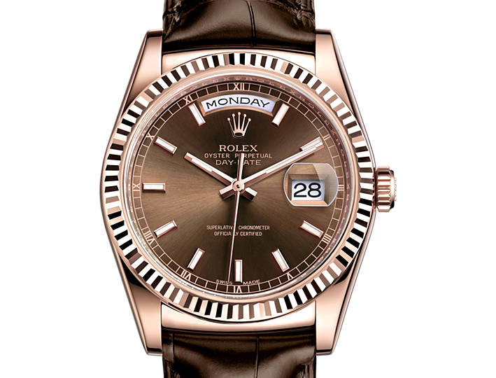 Rolex Day-Date or Everose (36mm)