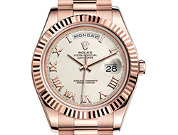 Rolex Day-Date II or Everose (41mm)