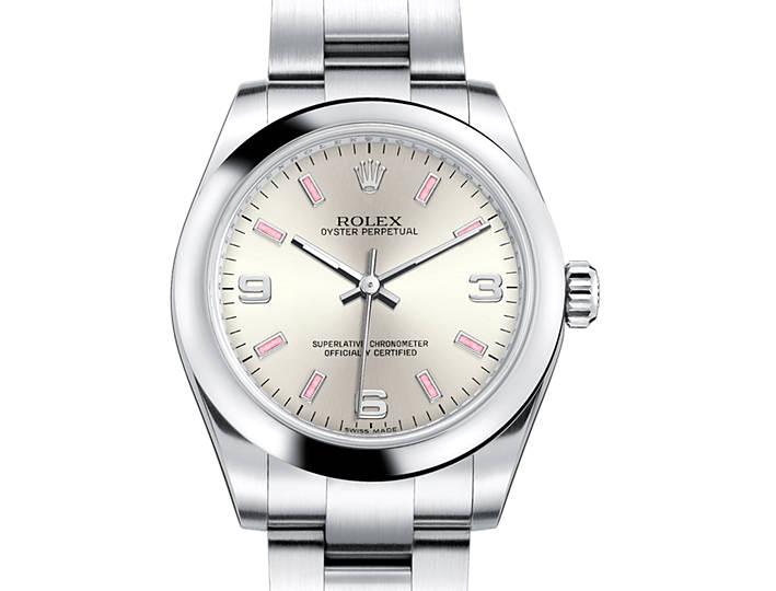 Rolex Oyster Perpetual Modèle Femme 31mm