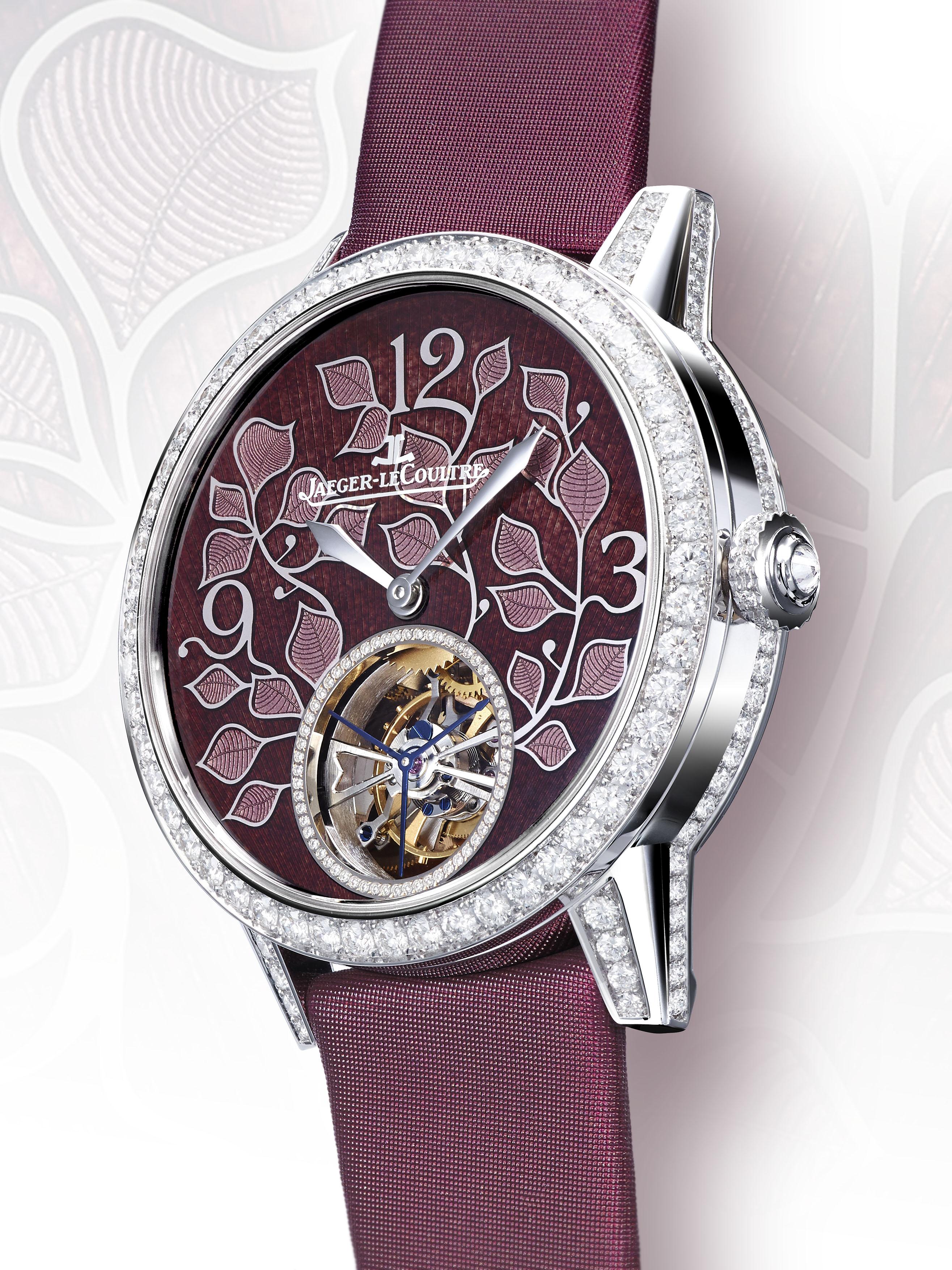 Rendez-Vous Ivy Tourbillon, L'éternelle beauté de l'horlogerie