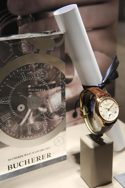Bucherer Watch Award 2015 : La Maison Bucherer révèle son lauréat