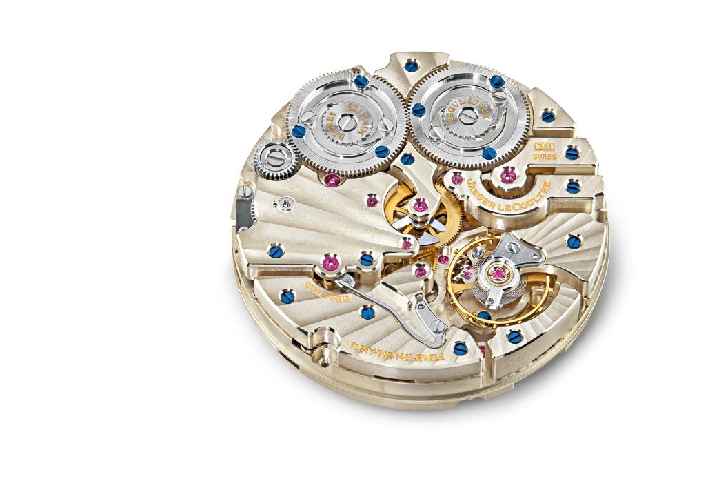 La montre Duomètre Quantième Lunaire de Jaeger-Lecoultre