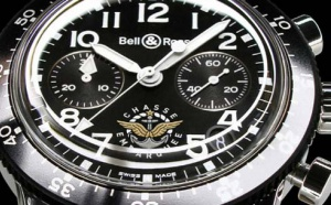 BELL & ROSS TYPE AÉRONAVALE