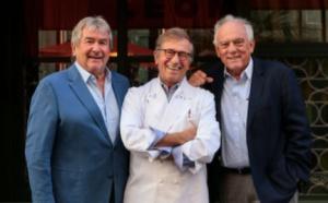 Compétition entre Chefs étoilés, Gentleman attitude en faveur du Docteur Clown