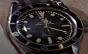 Goldfinger - Rolex Submariner 6538 de Sean Connery
