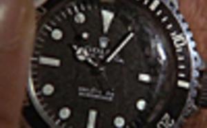L'Homme au Pistolet d'Or - Rolex Submariner 5513 de Roger Moore