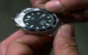 Demain ne Meurt Jamais - Montre Omega Seamaster de Pierce Brosnan