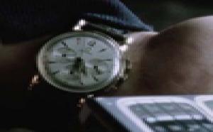 La Guerre des Mondes - Omega Chronographe de Tom Cruise