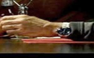 La Loi et l'Ordre - Robert de Niro porte une Omega Speedmaster