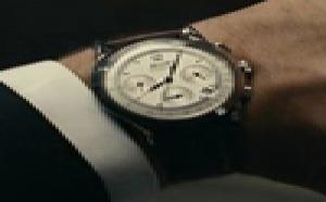 OSS 117 - La Tissot Chronographe Héritage de Jean Dujardin
