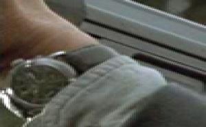 Ronin - Robert de Niro porte un chronographe Omega