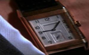 L'affaire Thomas Crown - Jaeger Lecoultre Reverso Duo de Pierce Brosnan