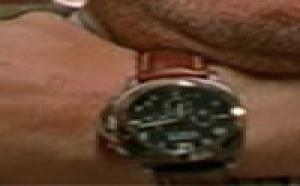 Transporter - Panerai Luminor Chrono de Jason Statham