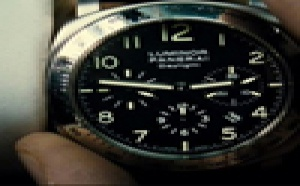 Transporteur 2 - Panerai Luminor Daylight de Jason Statham