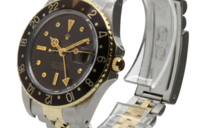 """Rolex GMT Master """"Nipple Dial"""" 1675 occasion"""