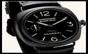 Panerai Radiomir Black Seal PAM 00292