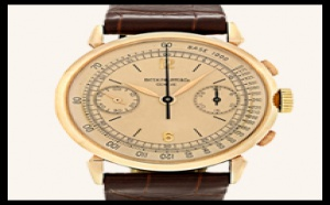Montre collection Patek Philippe Chronographe réf.1579