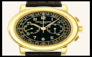 Montre de collection Patek Philippe Chronographe 5070J