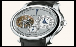 Montre collection FP Journe Tourbillon Souverain Remontoir d'Egalité - Seconde Morte