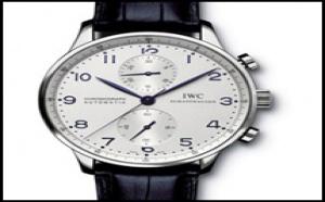 Montre IWC Portugaise Chronographe