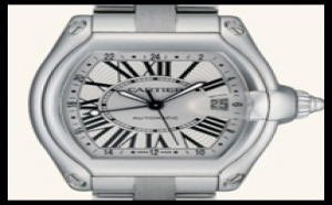Montre Occasion Cartier Roadster GMT
