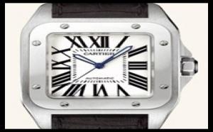 Occasion Cartier Santos 100 Chronographe
