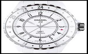Occasion Chanel J12 GMT Céramique Noire - Blanche