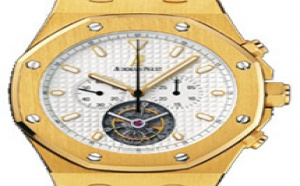 Occasion montre Audemars Piguet Tourbillon Or jaune