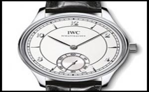 Montre occasion IWC PORTUGAISE VINTAGE - Platine