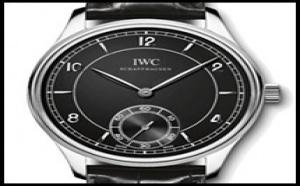 Montre occasion IWC PORTUGAISE VINTAGE - Acier