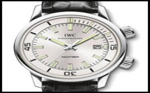 Montre Occasion IWC AQUATIMER VINTAGE - Platine