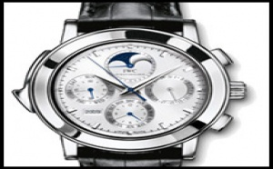 Montre Occasion IWC GRANDE COMPLICATION - Platine