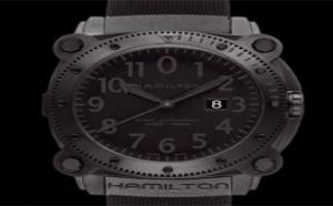 Prix du neuf et tarifs des montres Hamilton Kakhi - Navy