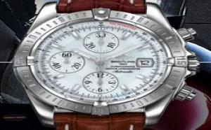 Prix du neuf Breitling Windrider Chronomat 449 Acier