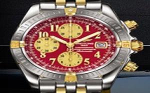 Prix du neuf Breitling Windrider Chronomat 467 Bicolore