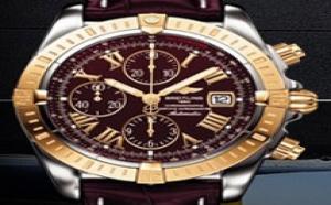 Prix du neuf Breitling Windrider Chronomat 472 Acier - Or jaune