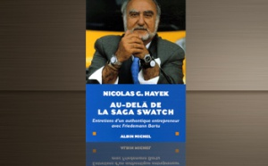 Nicolas Hayek: Au-delà de la saga Swatch