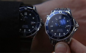 Goldeneye - James Bond joué par Pierce Brosnan et son Omega Seamaster Professional