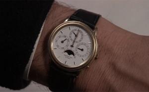 """Une montre Audemars Piguet en vedette dans """"Fantômes en fête"""""""