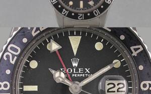 Comment identifier une contrefaçon Rolex GMT Master 1675