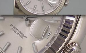 Comment identifier une contrefaçon Rolex Datejust