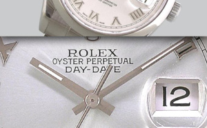 Comment identifier une contrefaçon Rolex Day-Date