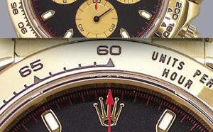 Comment identifier une contrefaçon Rolex Dayona Cosmograph 116505 Or