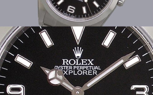 Comment identifier une contrefaçon Rolex Explorer I