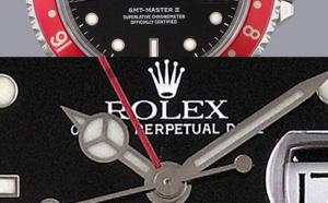 Comment identifier une contrefaçon Rolex GMT Master II 16710